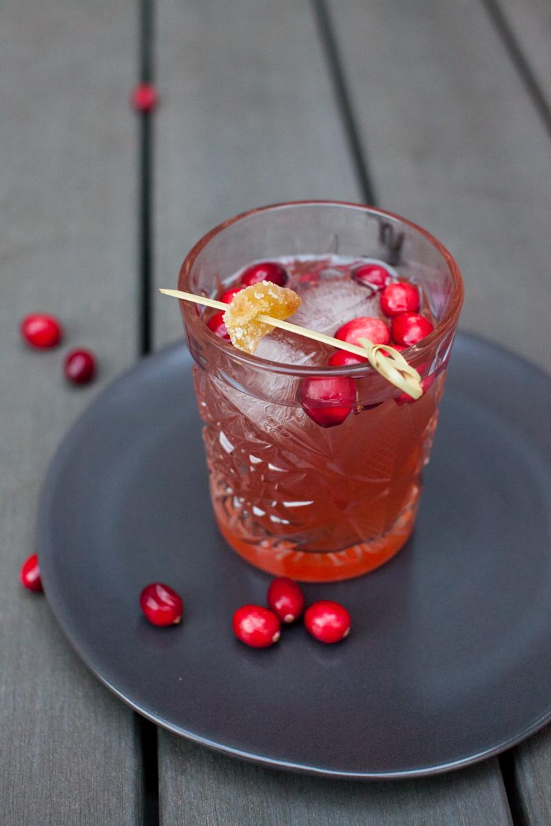 cranberry ginger margarita recipes