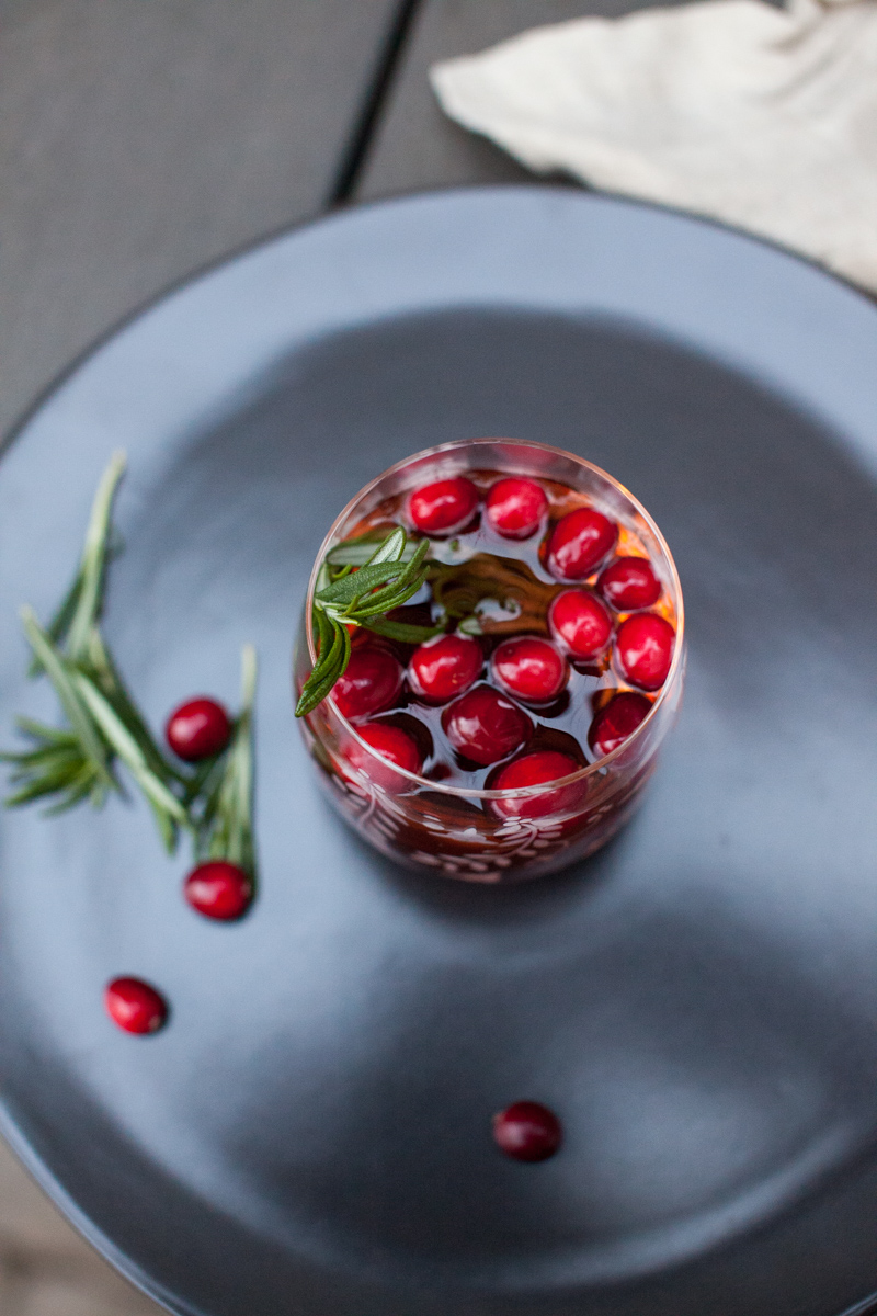 cranberry lemonade sparkling punch recipe