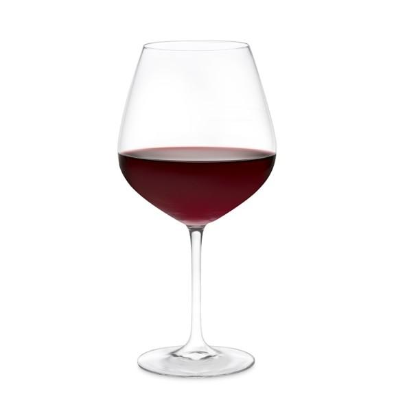 wine glasses wedding registry