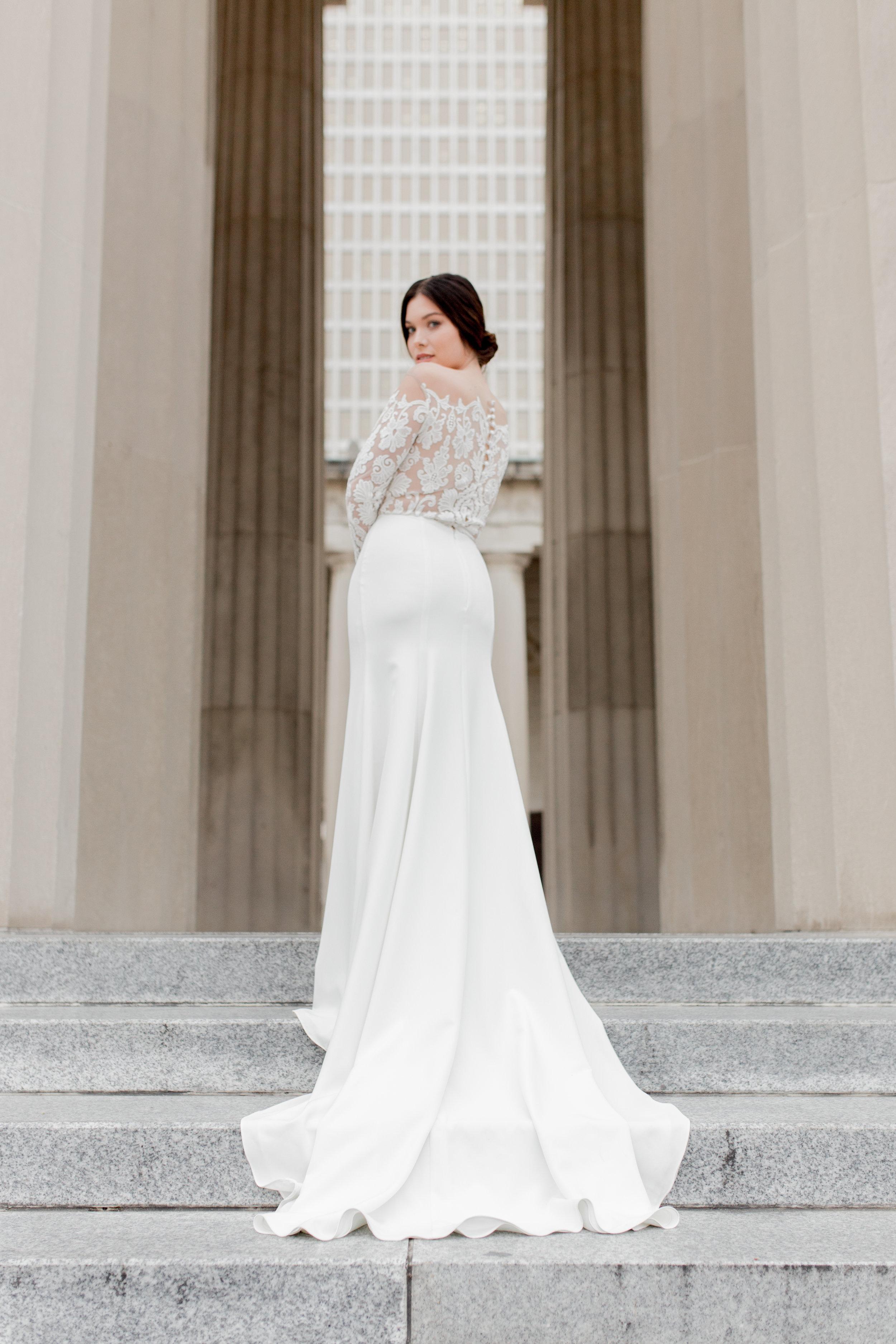 long-train-wedding-dress