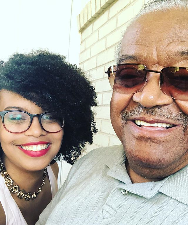 I'm still in shock and I still can't believe it. But last night my father, Marvin Bruce Scott, who wanted to name me after him (Marvina), who made me feel like the most charming person in the world, and who taught me how to be an open and honest human, passed away last night. I feel numb, like it's unreal. It's so odd to want to laugh and cry at all of my memories, I have too many good ones to count. I'm just so thankful to have him as a father.