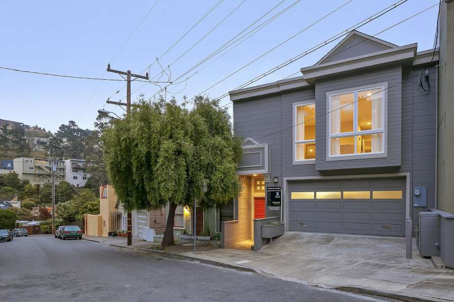 Masterful design mingles with the great outdoors in Glen Park  -