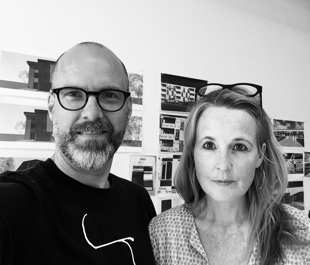 Kevin and Mairi Nyhoff of Nyhoff Architecture