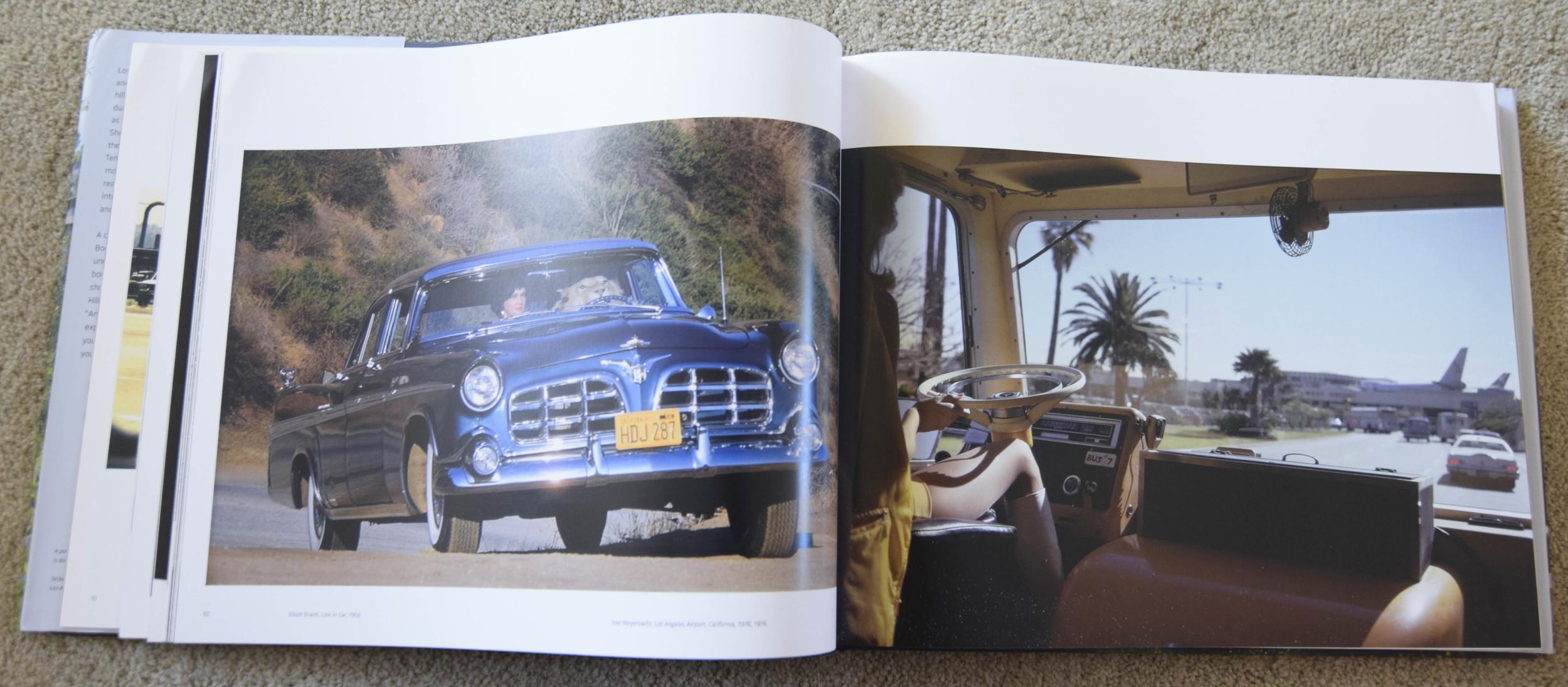 """Elliot Erwin 1956 & Joel Meyerowitz 1976- """"Photographing Both Sides of Sunset"""