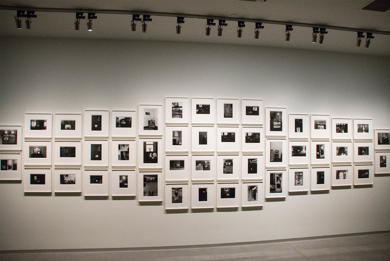 Lee Friedlander - The Little Screens 1961-70 - Gallery 8