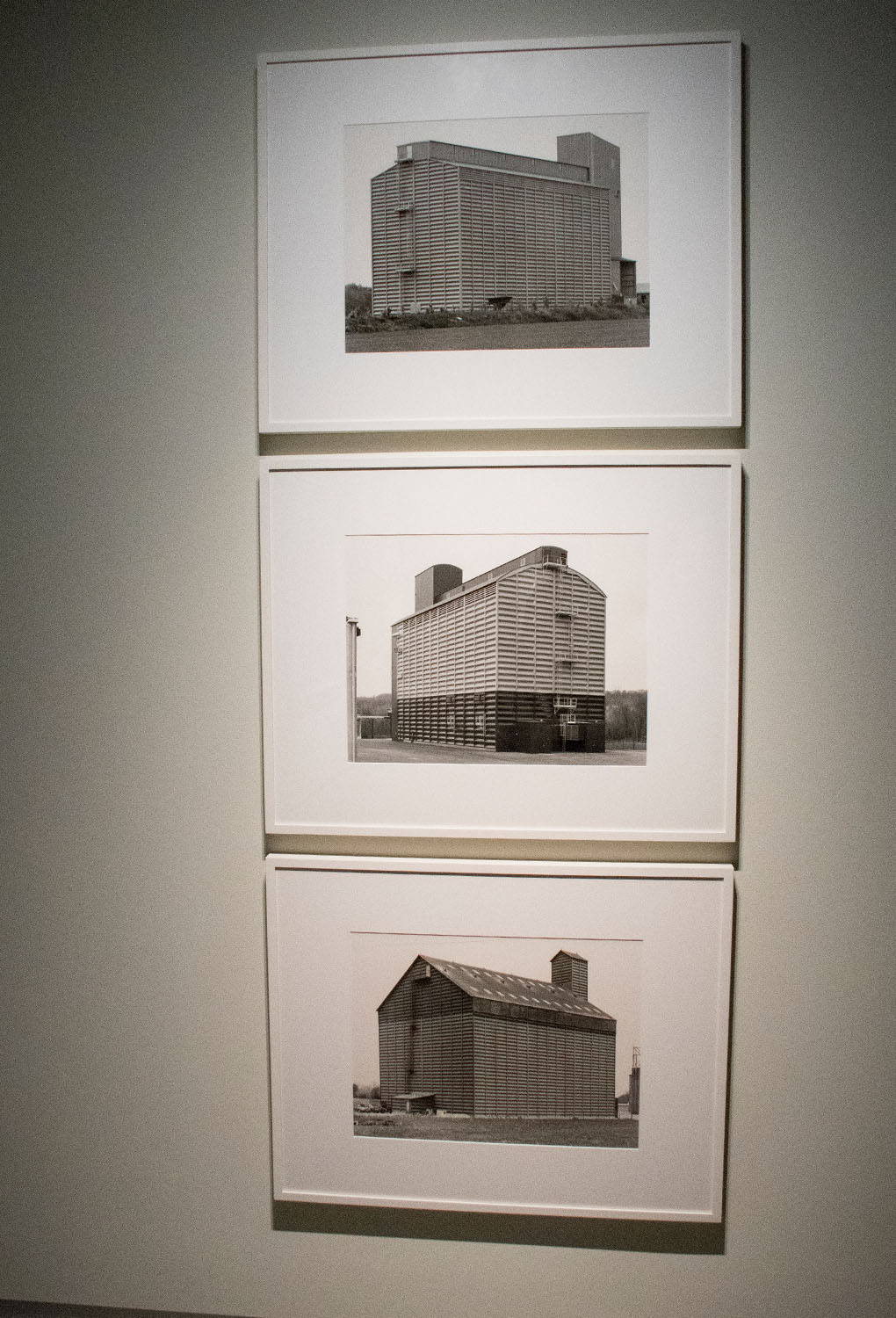 Bernd and Hilla Becher - France 2000 and 2006