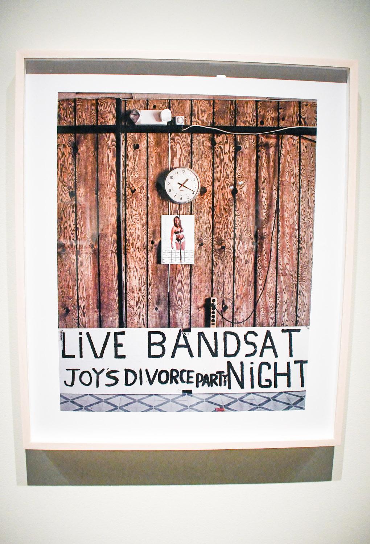 Alec Soth - Joy's Divorce Party 2004