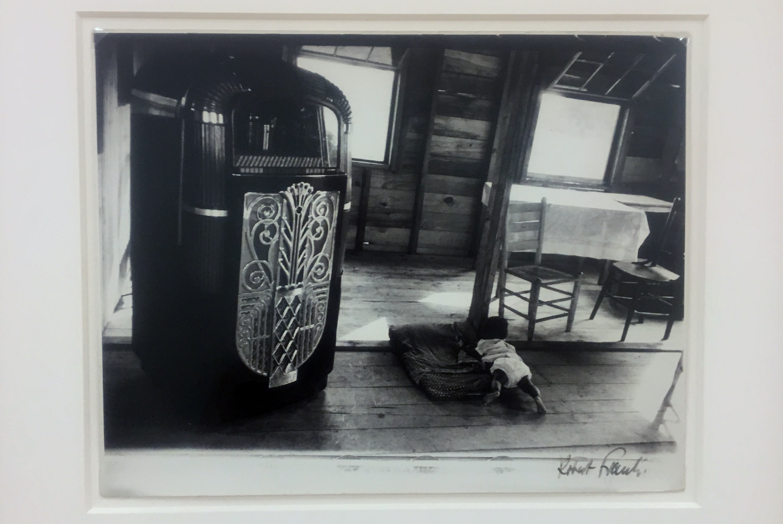 Robert Frank print - Laurence Miller Gallery