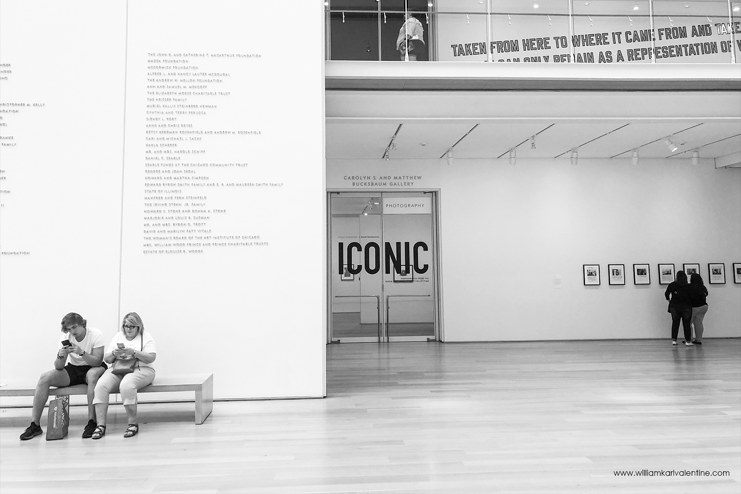 Unfortunately the Iconic exhibition at The Art Institute of Chicago closed just after I saw it but for those who missed it hopefully this post will help you appreciate how good it was.