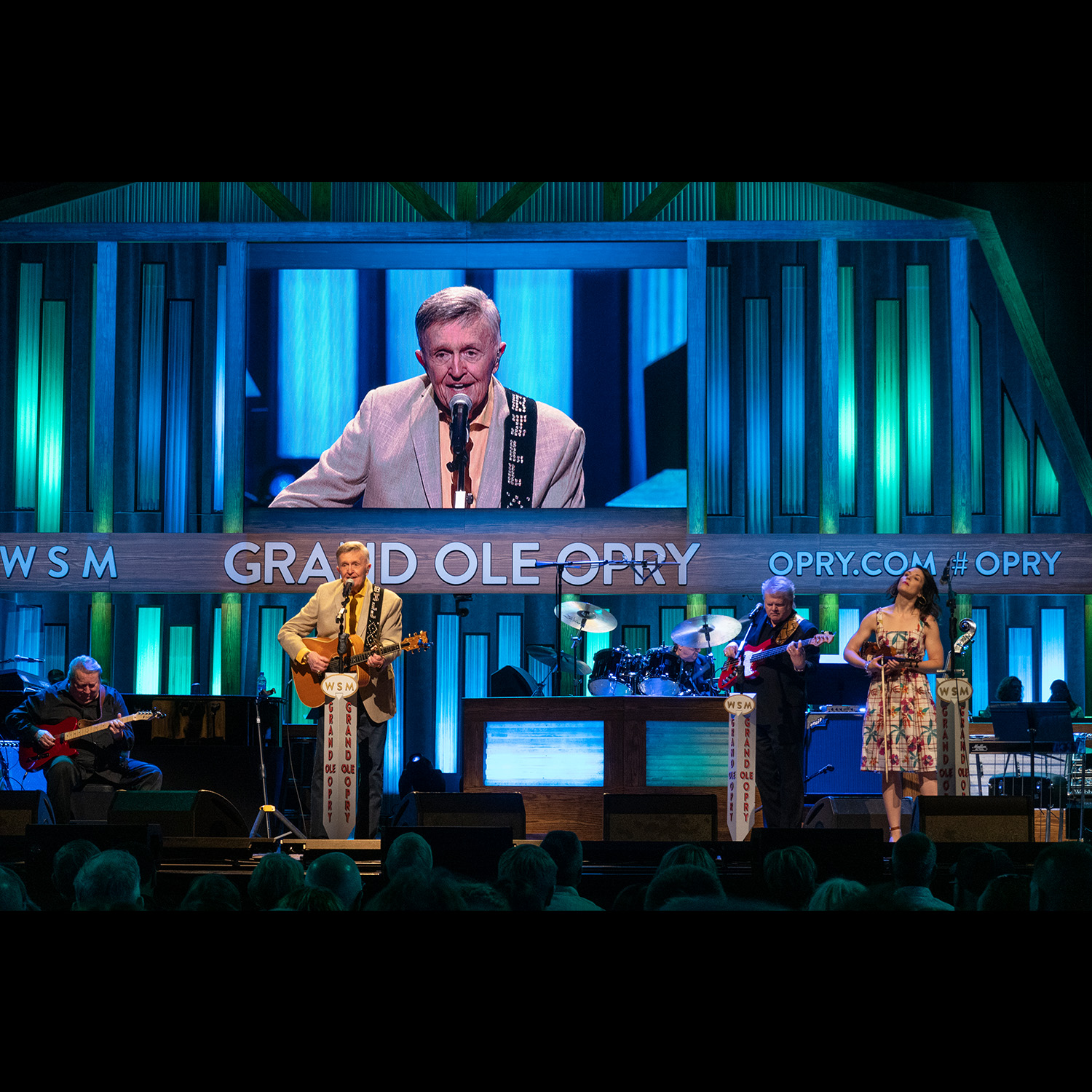 Bill Anderson - Opry Member since 1961