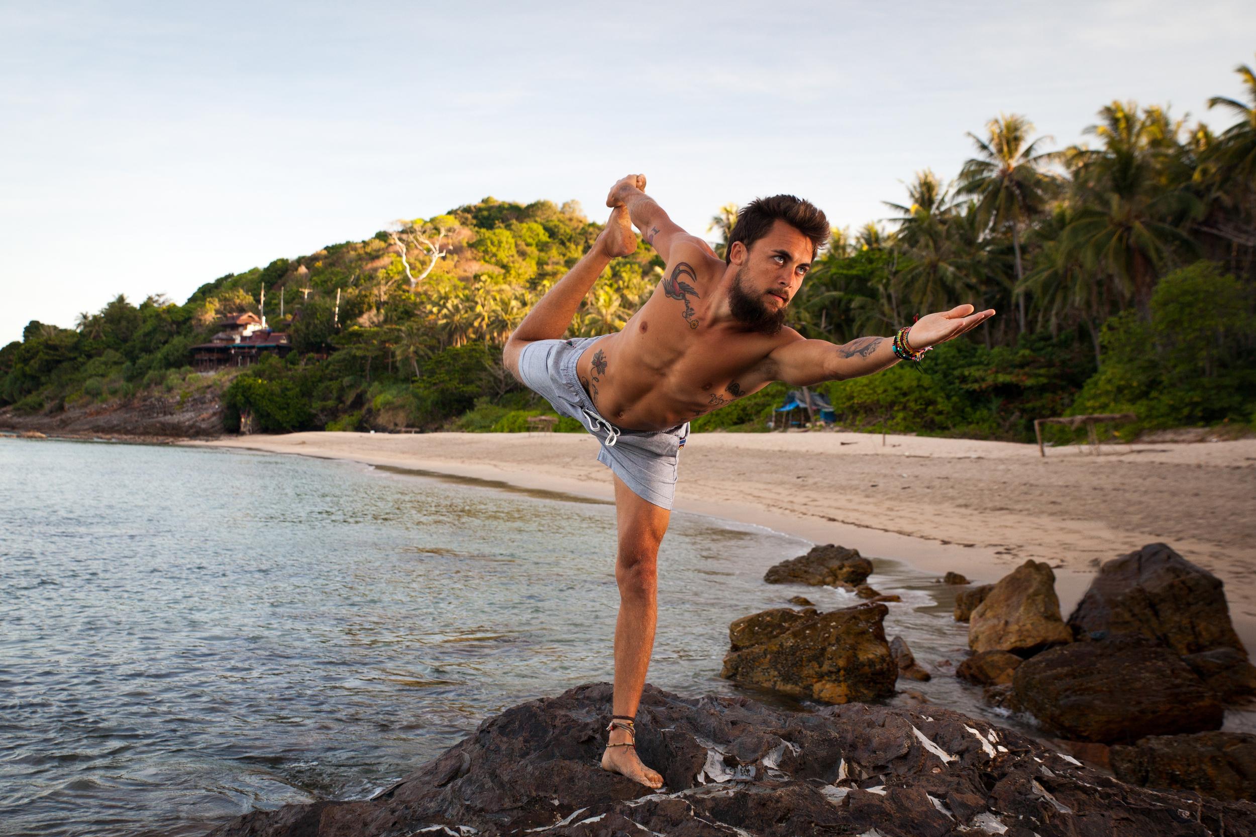 Yoga and Fitness Portraits