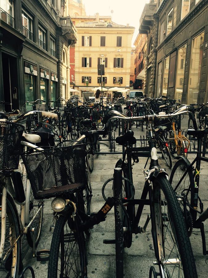 Bikes in Bologna