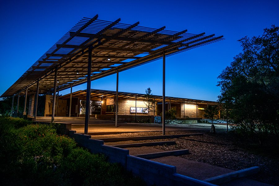 Phil Hardberger Ecology Center 2014