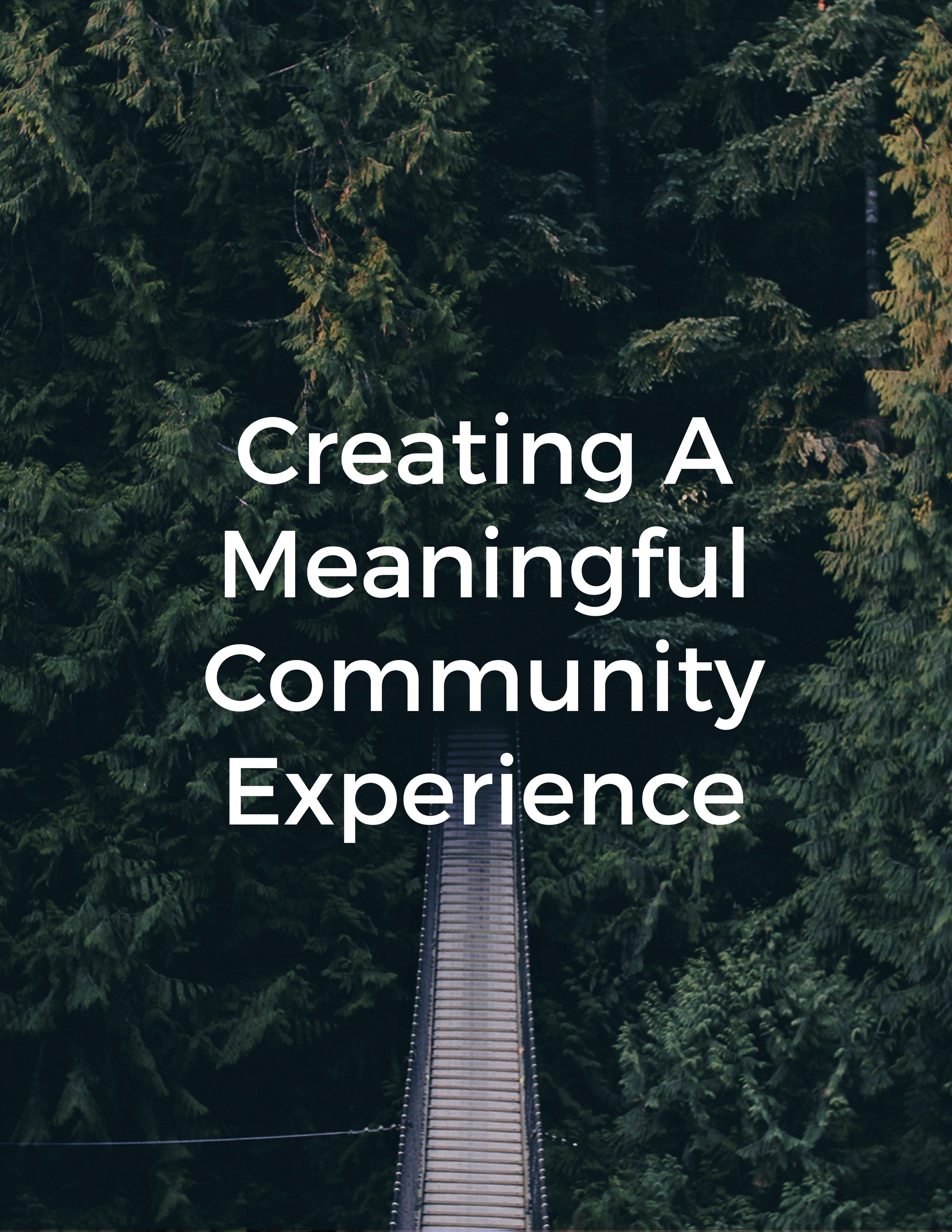 Creating a Meaningful Community Experience cover.jpg