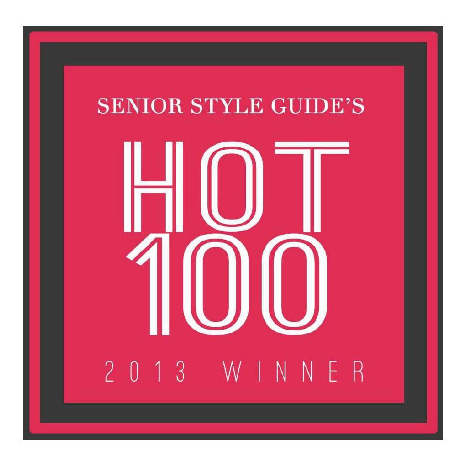 Senior Style Guide Hot 100 2013