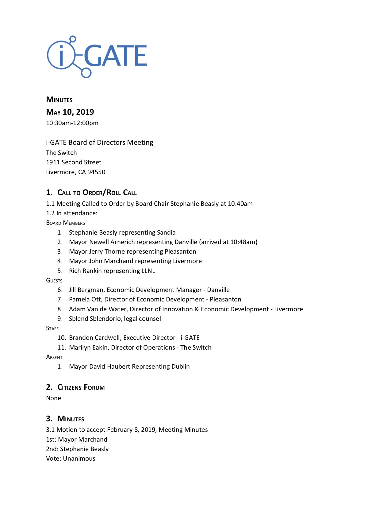 i-GATE Development Corporation Board Meeting Minutes May 2019.jpg