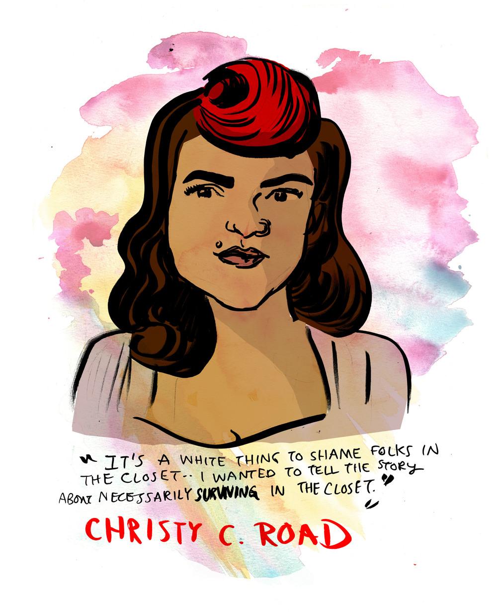 Christy C. Road