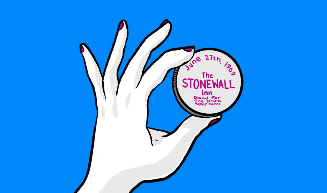 June 28, 2019: Visiting Stonewall