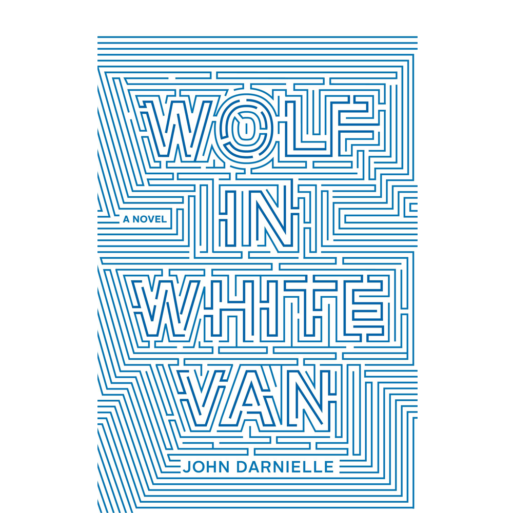 Wolf in White Van  John Darnielle  This is musician John Darnielle's (of Mountain Goats) debut novel exploring the life of game designer Sean Phillips who must face the consequences of players taking the game into real life.