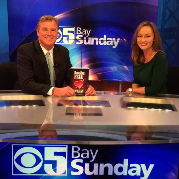 Rebecca Zung Featured Interview CBS 5