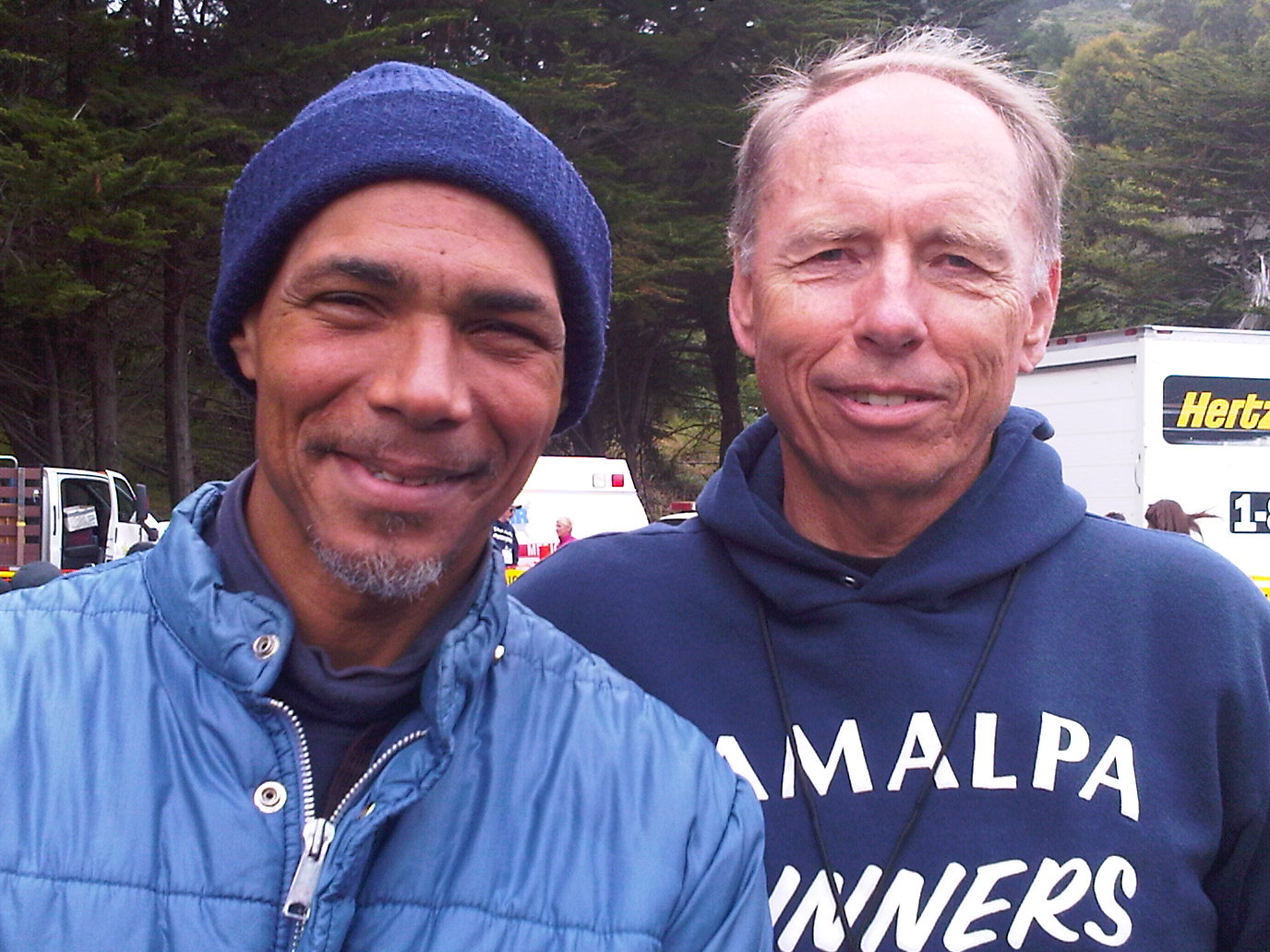 Ronnie and Frank-Dipsea 2011.jpg