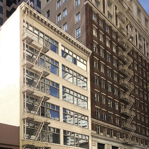 office building at 28 2nd Street, San Francisco, California