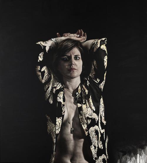 romanticide – portrait of Abbe May