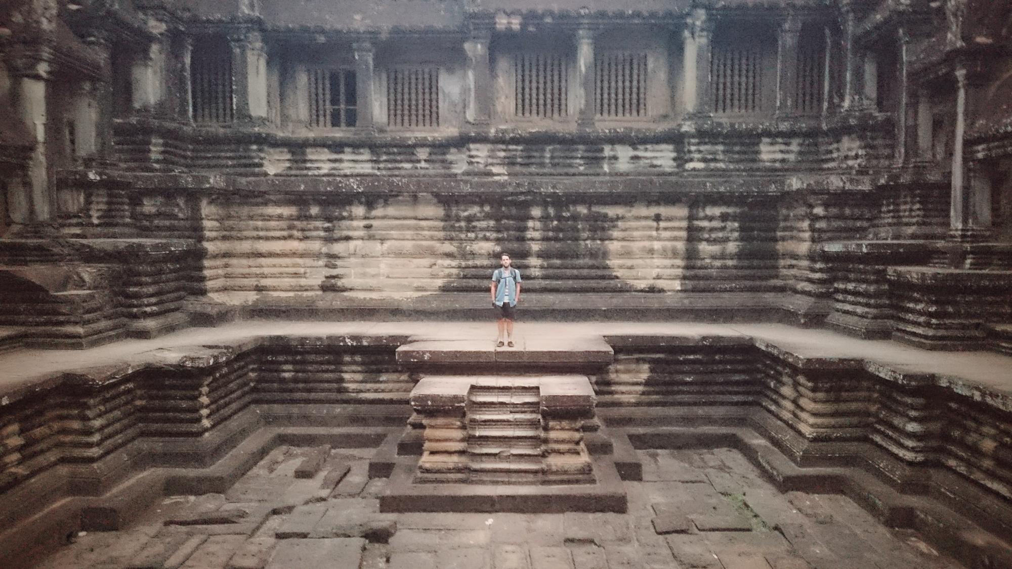 Angkor Wat, Cambodia.