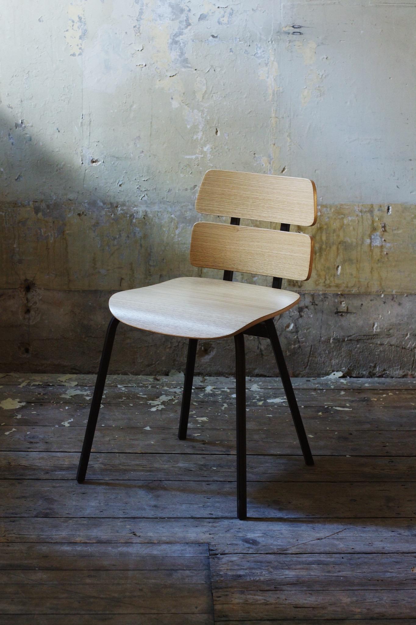 White Oak Dining Chair