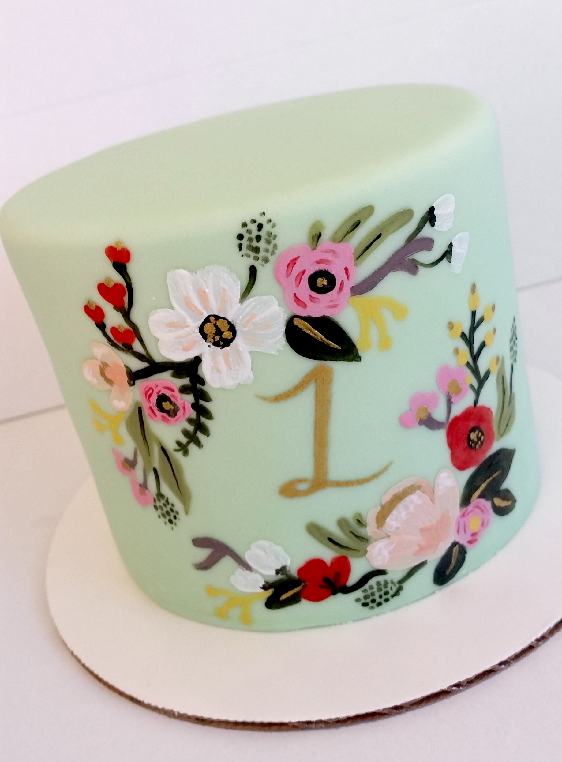 Rifle paper painted cake.jpg