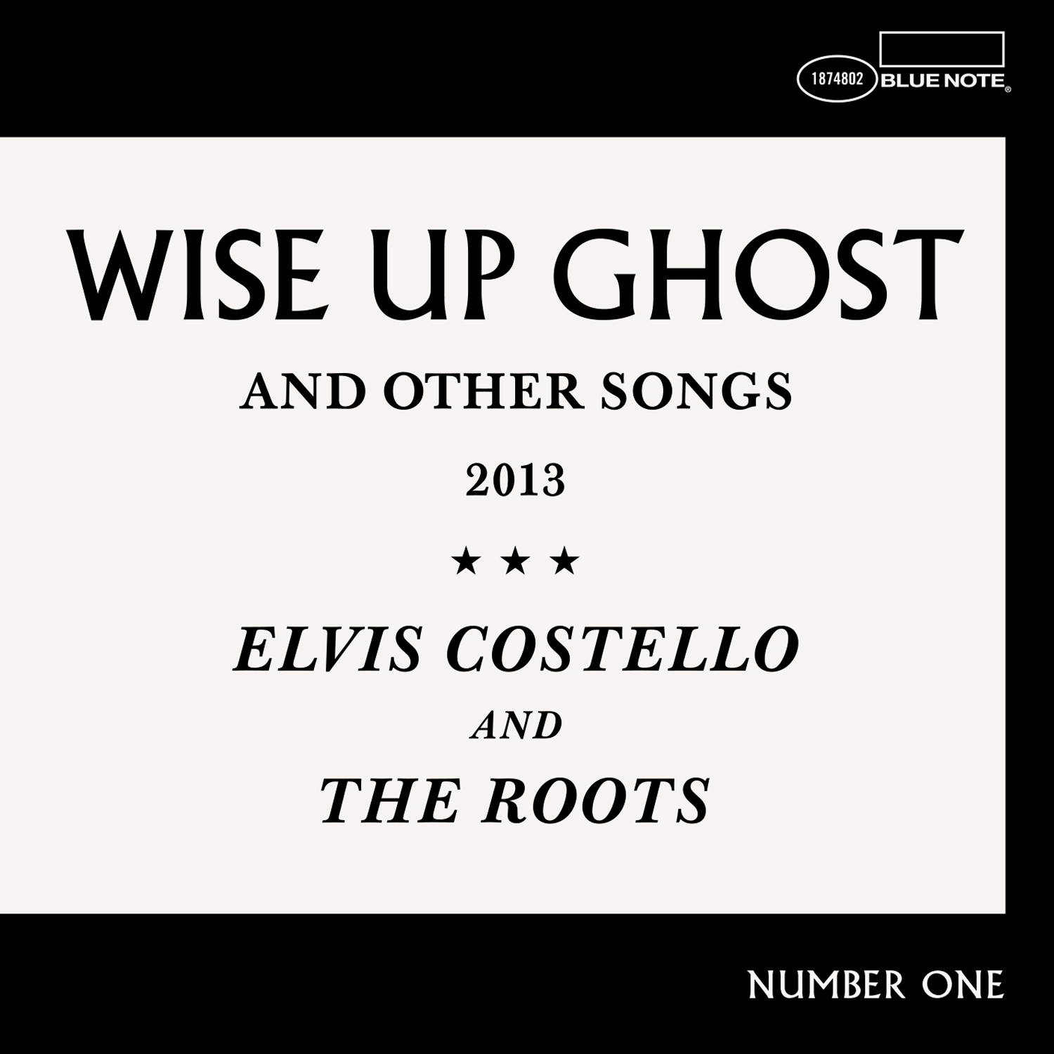 """Elvis Costello And The Roots / """"Sugar Won't Work"""" / Assistant Engineer"""
