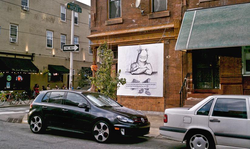Public Mural, Philadelphia