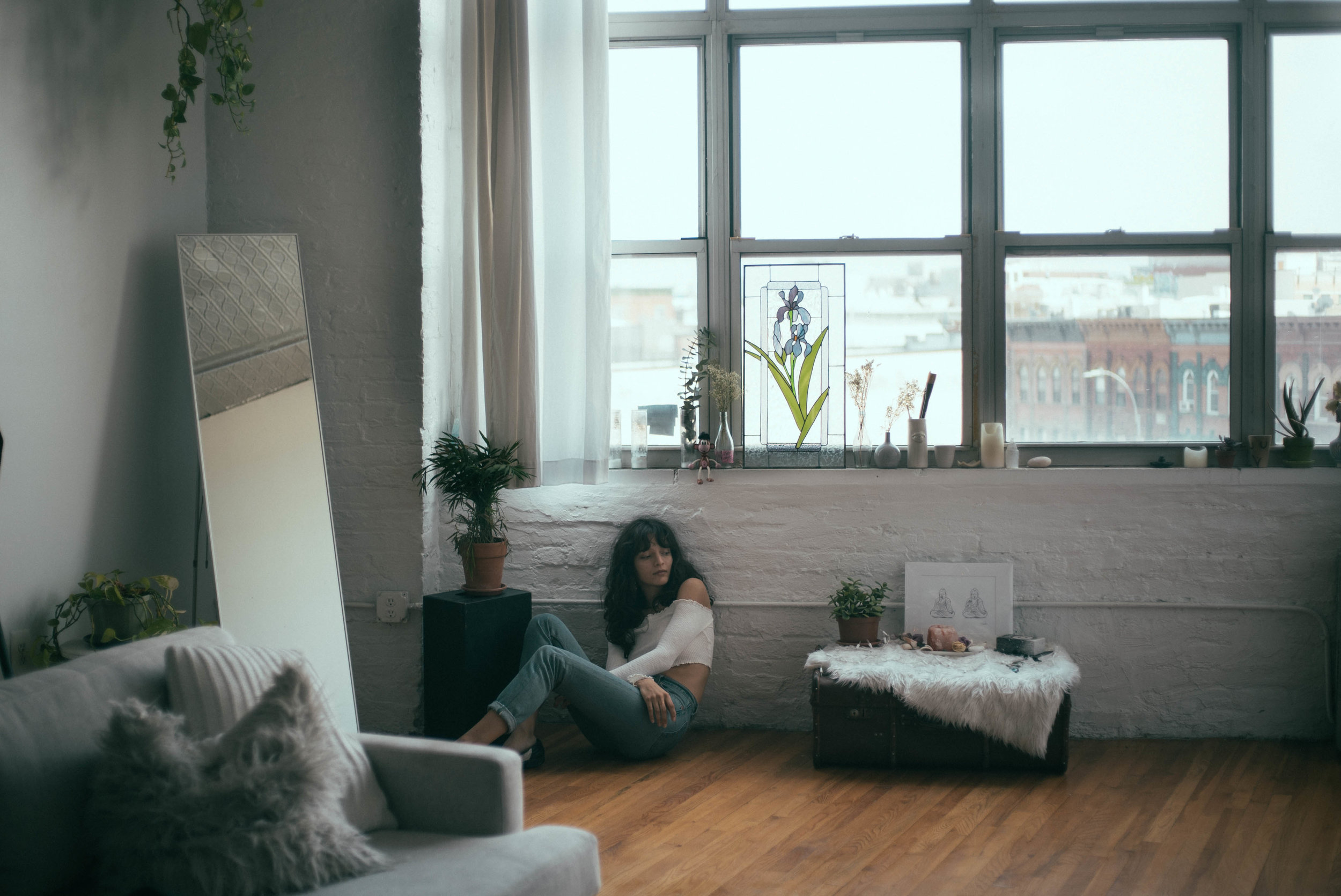 Erica Candice. New York.