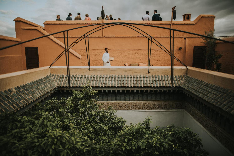 marrakesh medina wedding restaurant