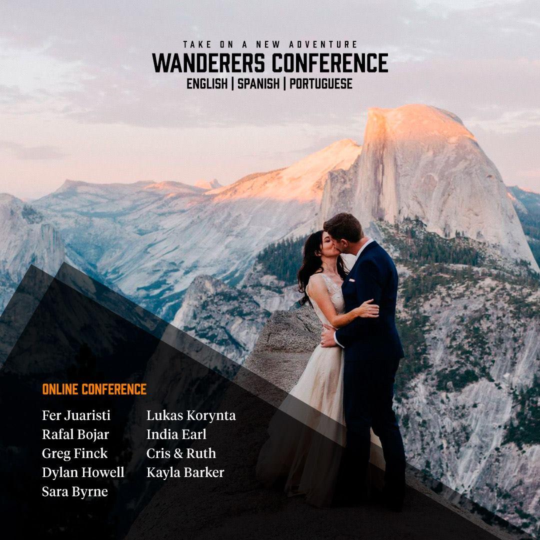 WANDERERS CONFERENCE   - BARCELONA - SEP 26 - 27 - Presenter