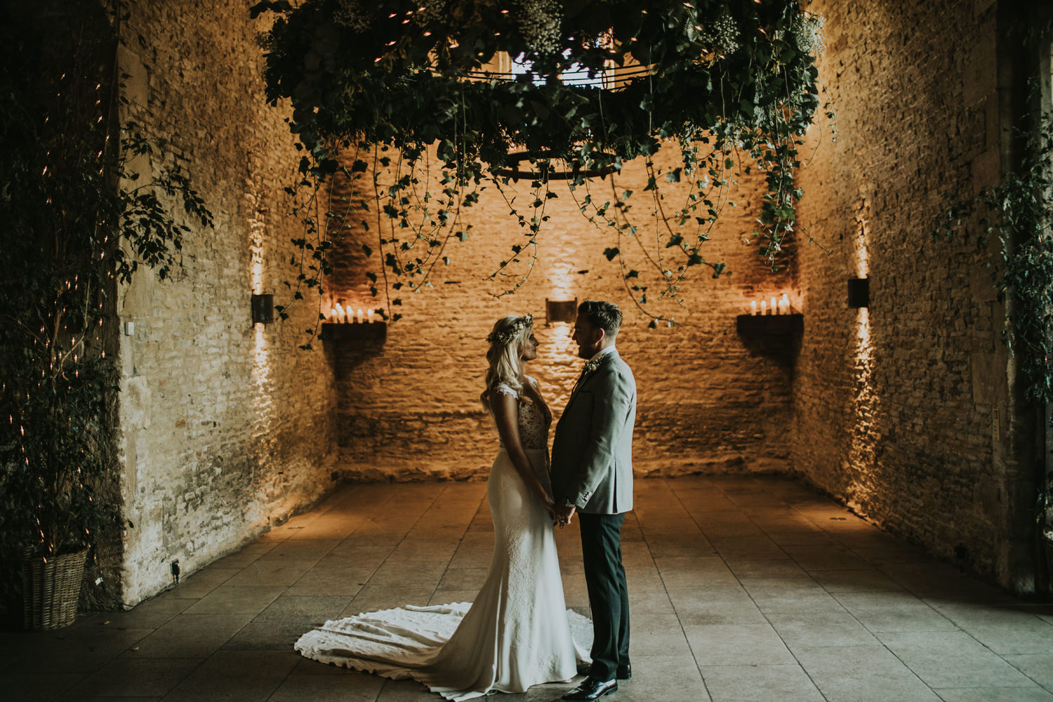stone barn cotswolds wedding