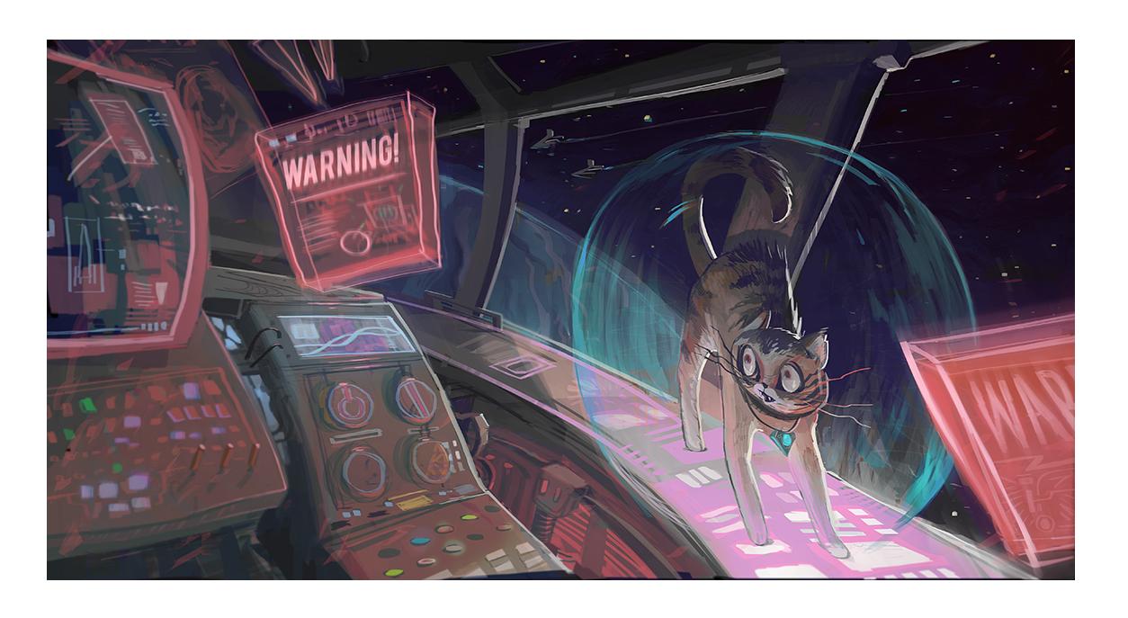 Promo image for  Perseus 230 .  ©  Martian Rex  Digital