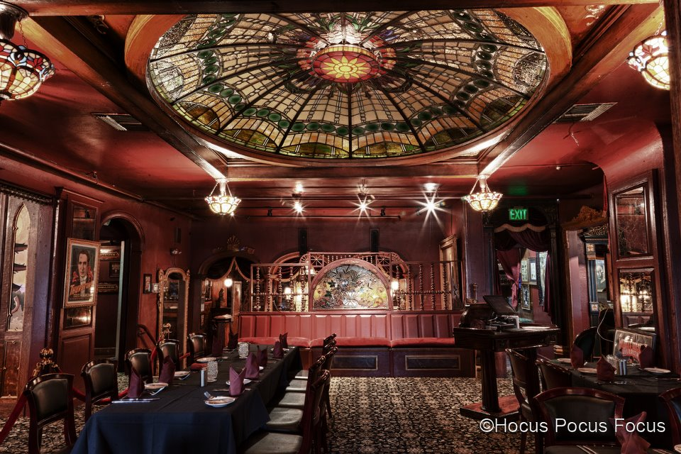 Magic Castle - Dining room