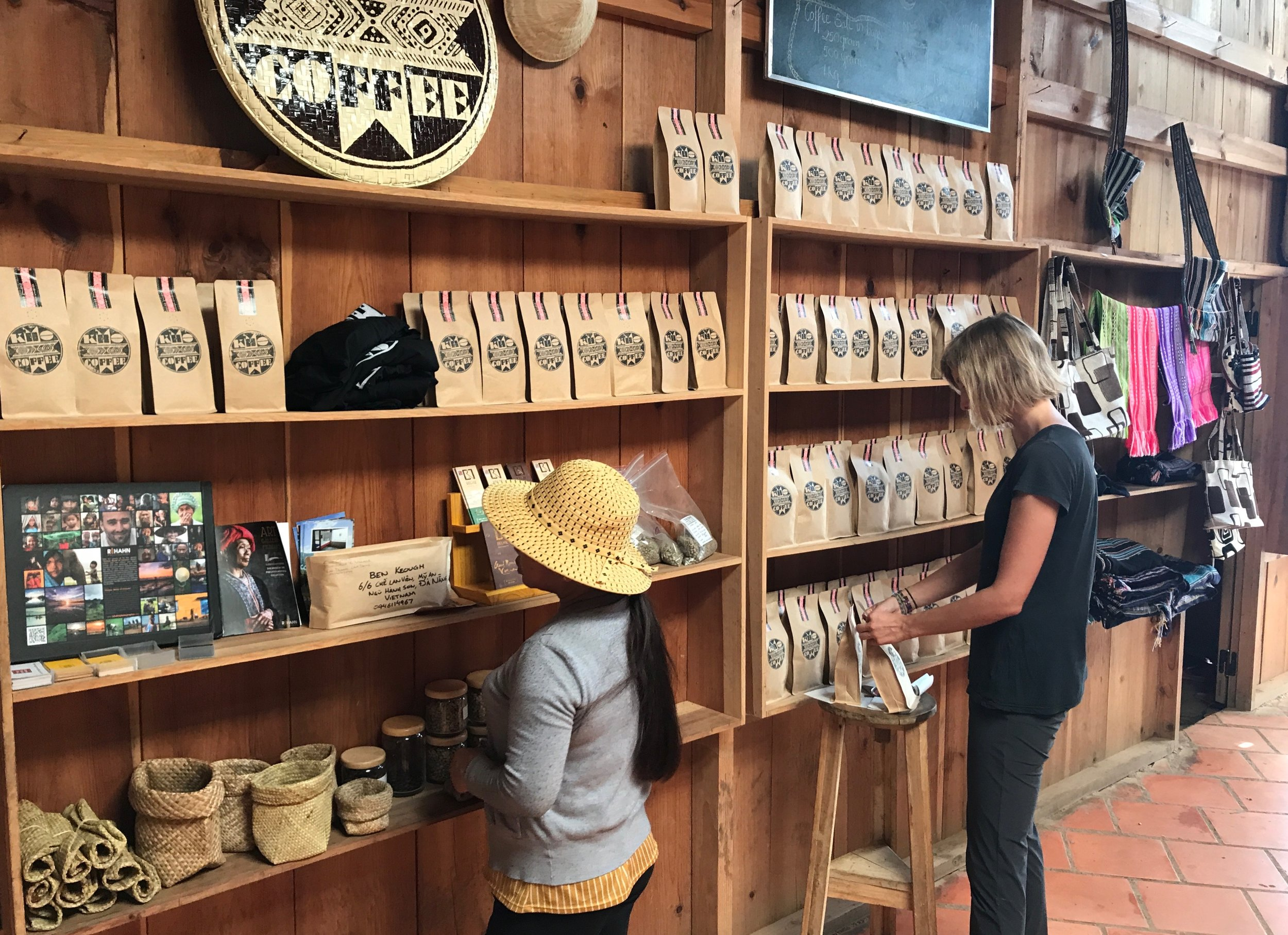 Coffee Store - Visit the farm shop or order your coffee online