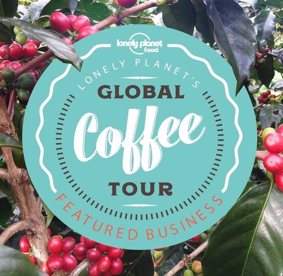 K'Ho Coffee tour featured in Lonely Planet's  Global Coffee Tour.