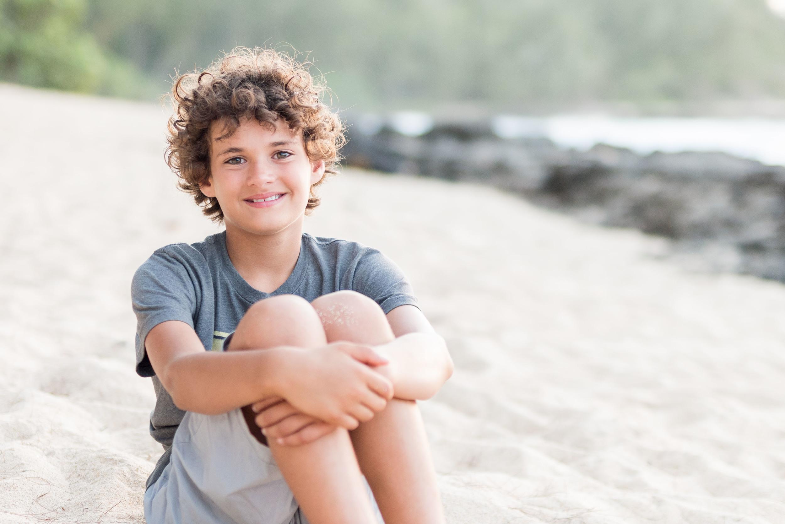 Child Photographers on Oahu, Hawaii