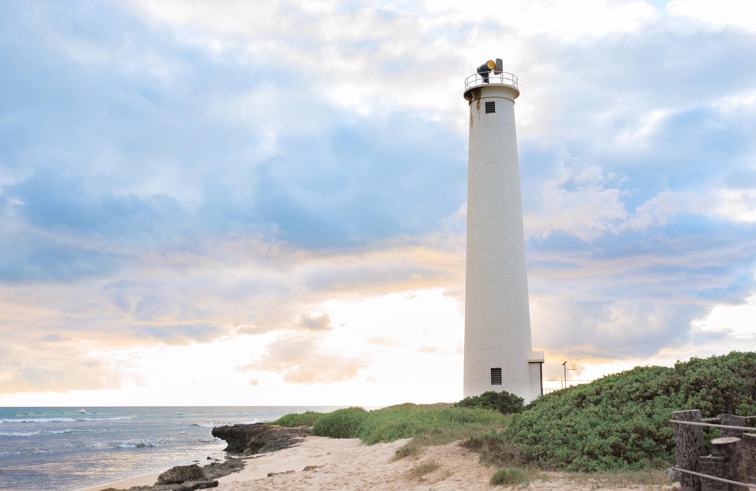 Barbers Point Lighthouse, Oahu 2016