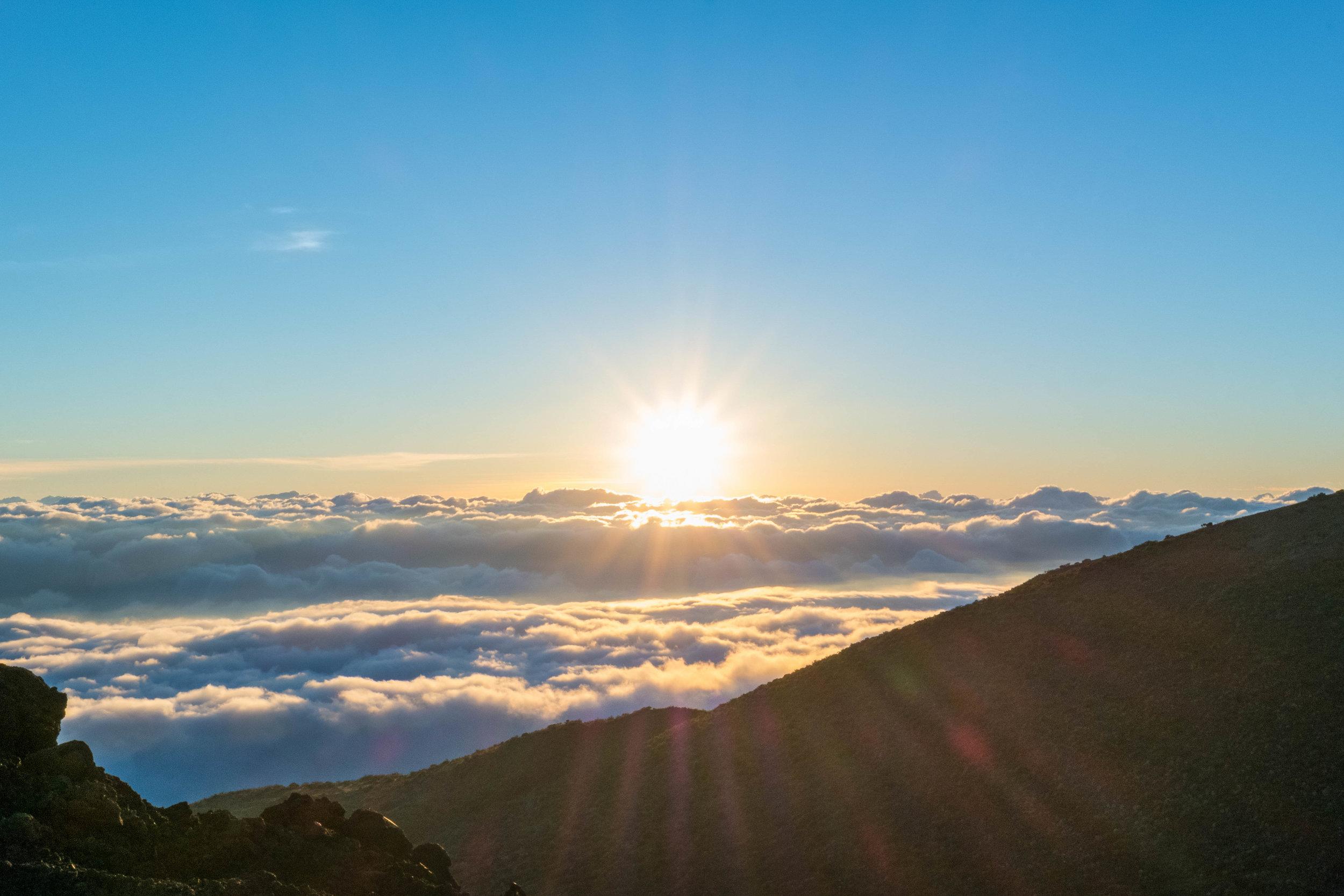 Mauna Kea Observatories, Big Island, Hawaii 2016