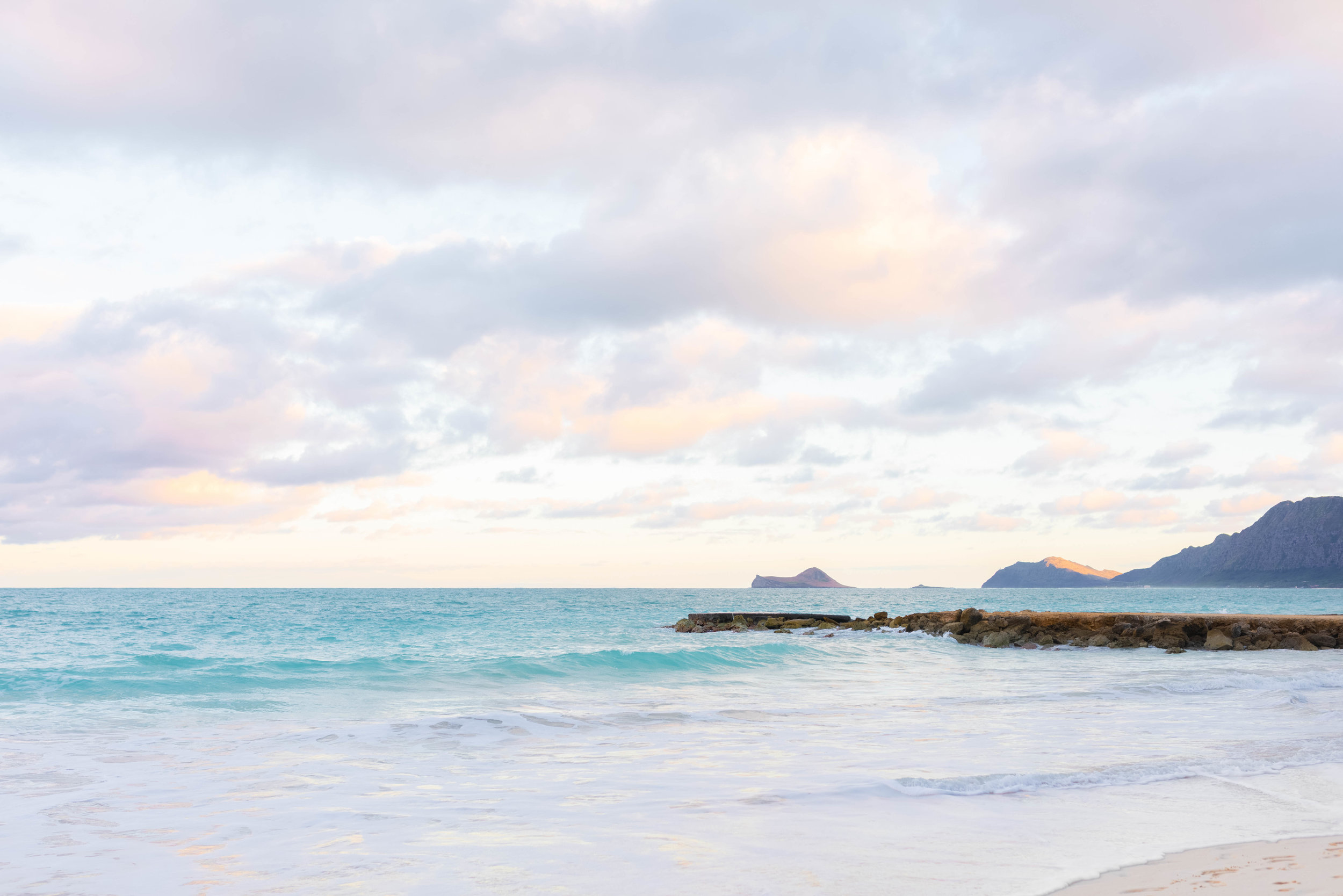 Bellows Beach, Oahu 2015
