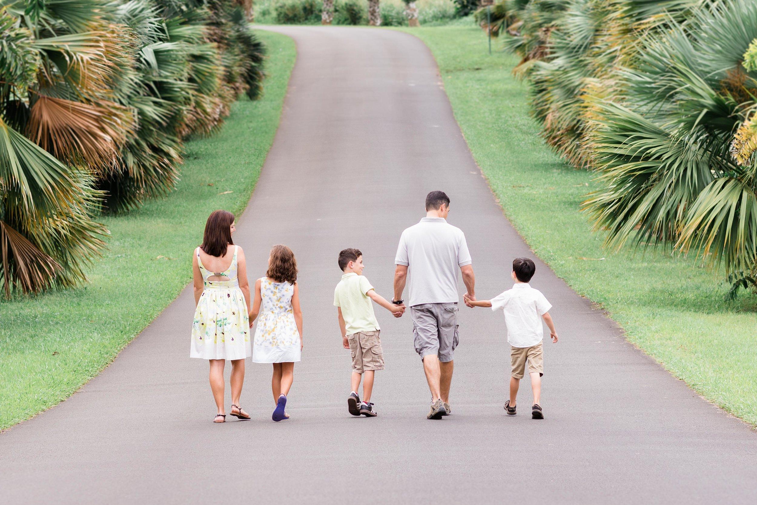 Oahu Family Photographer  | Hawaii Vacation Photographer