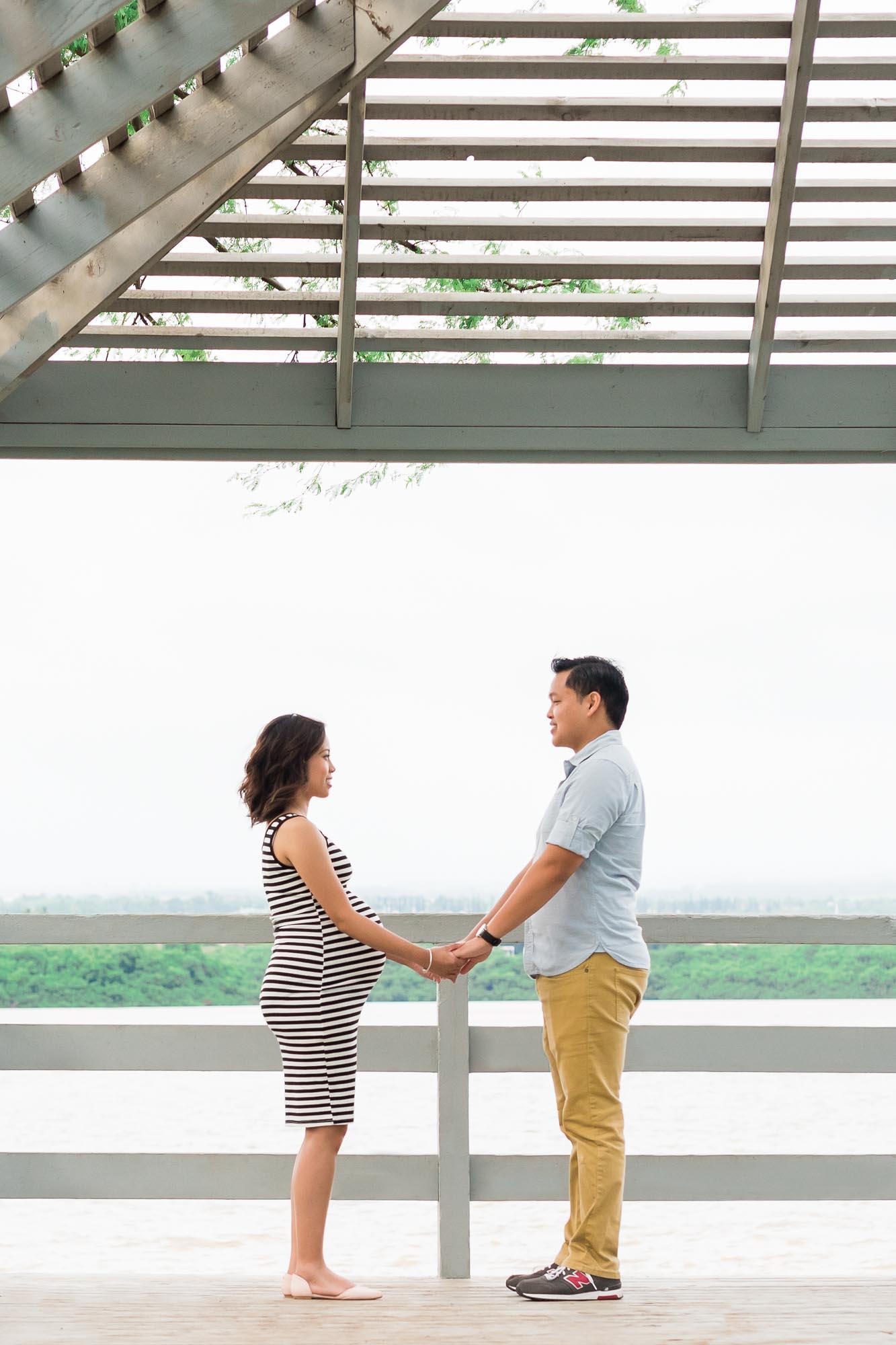 Oahu Maternity Photographer | Ewa Beach Maternity Session