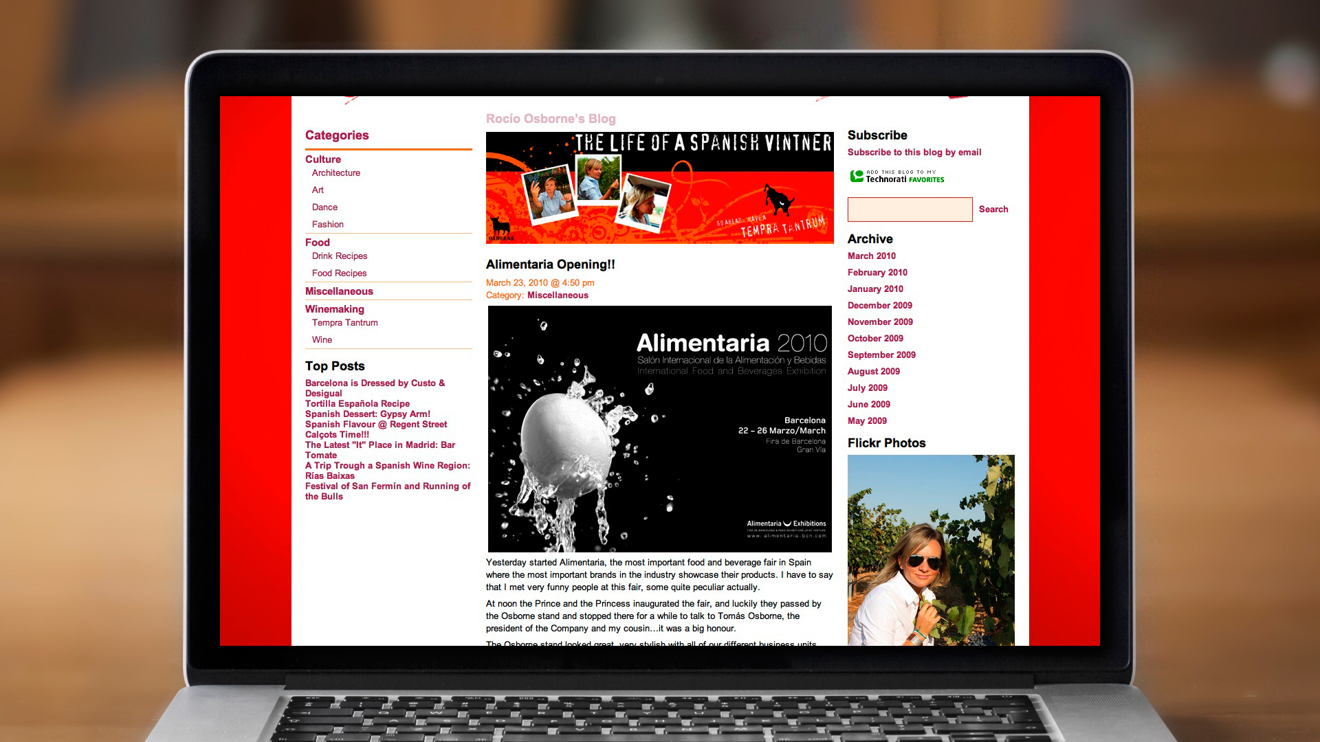 Web – Blog