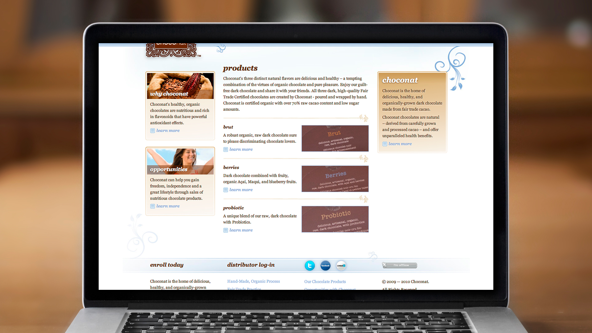 Web – Products