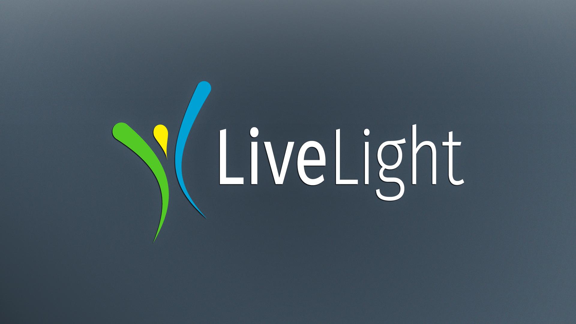 Branding – Light Logo for Dark Backgrounds