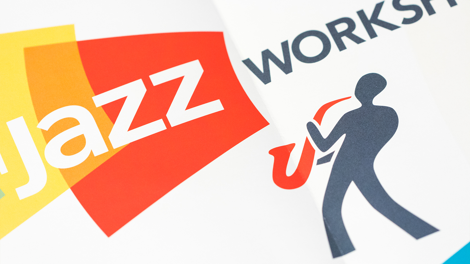 Print – Workshop Mailer – Poster Side (Logo Close-Up)